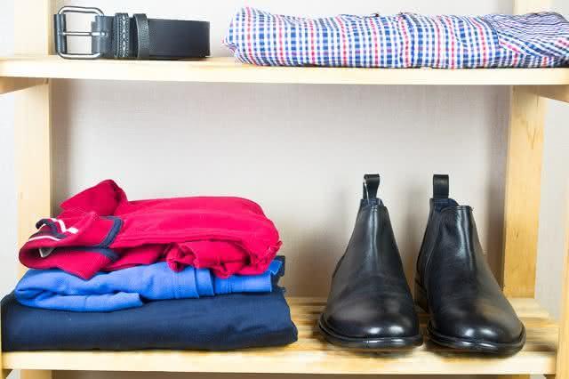 Cuide bem de seus calçados e acessórios.