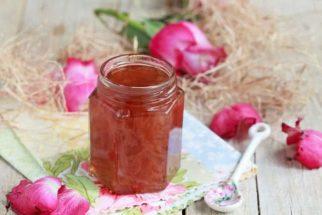 Geleia de rosas é leve, saudável e gostosa. Aprenda como fazer