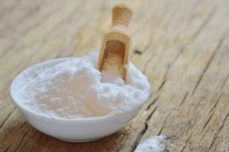 Cuide do corpo, cabelos e pele com bicarbonato de sódio