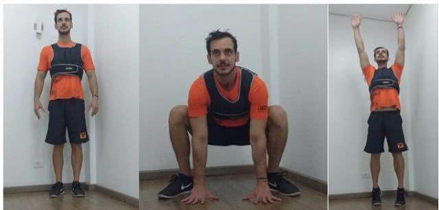 4 exercícios para deixar sua barriga definida rapidamente - Agachamento