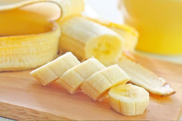 Resultado de imagem para mousse banana com coco fotos