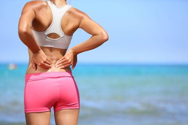 Quando as dores são na coluna os cuidados e alerta devem ser ainda maiores