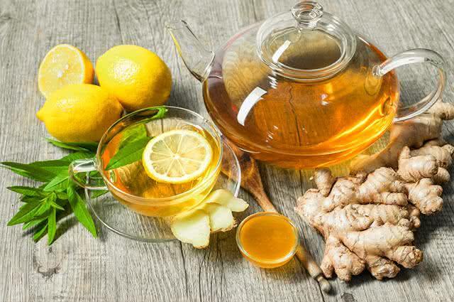 Gengibre e chá verde é a fórmula que você precisava para emagrecer