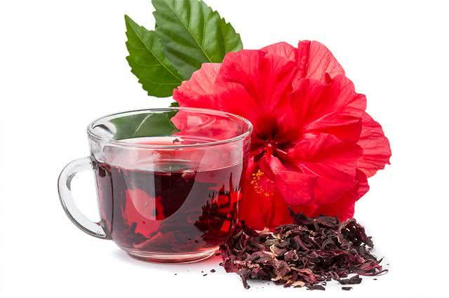 Hibisco e chá verde vão potencializar a sua perda de peso
