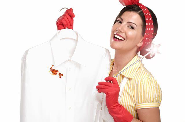 Com truques caseiros é possível livrar a roupa de mancha de gordura