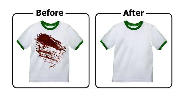 Para remover mancha de sangue em roupa aposte em água fria