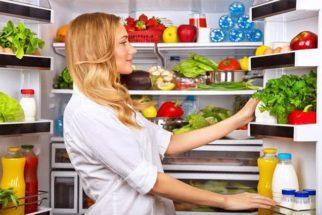 Seguindo essas 4 dicas você conseguirá deixar sua geladeira organizada