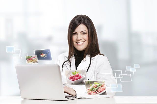 Tanto a nutrologia quanto a nutrição tratam da saúde alimentar