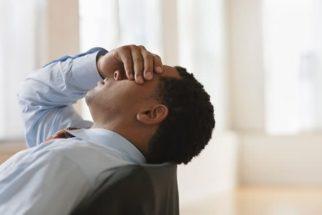 Ansiedade pode gerar problemas respiratórios e hipertensão