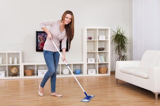 Casa limpa! Seguindo esses 4 passos você organiza sua casa em apenas um dia