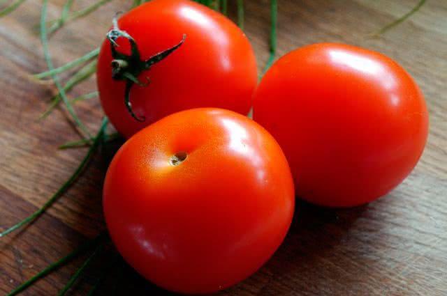 Comidas ricas em vitamina C - Tomate