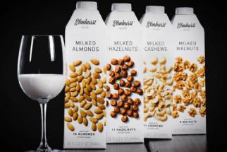 Empresa desiste do leite de vaca e investe em leites vegetais
