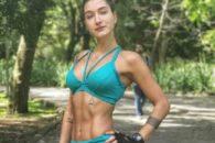 Conheça toda a dieta da musa fitness Gabriela Pugliesi