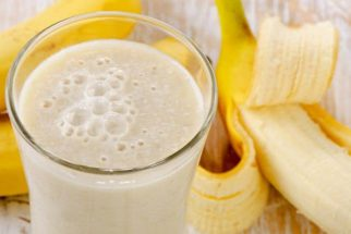 Shake de banana é super saboroso e faz bem. Veja como preparar