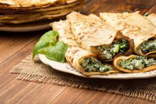 Aprenda deliciosíssima receita de panqueca de tapioca