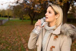 Dicas para se manter hidratado no inverno