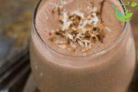 Nutricionista indica receita de shake saudável