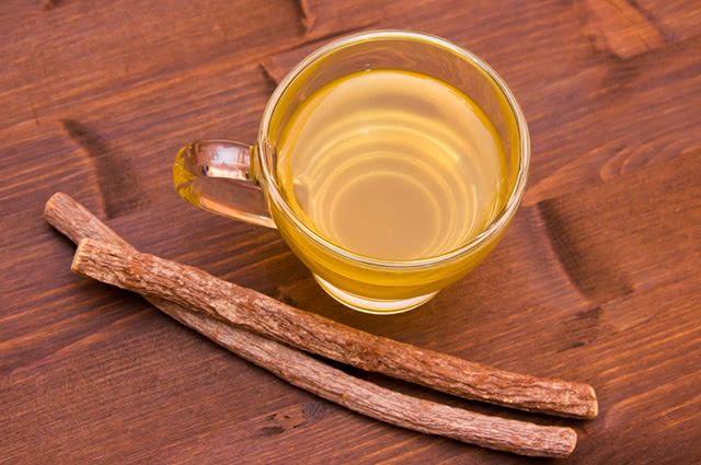 Chás para despertar! Chá de Alcaçuz