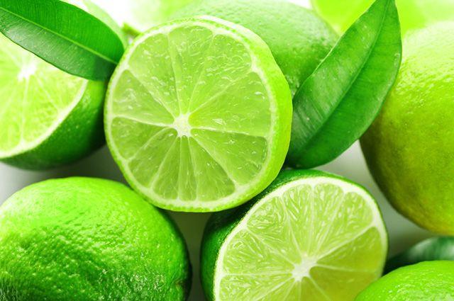 O limão é um remédio caseiro para esclerodermia