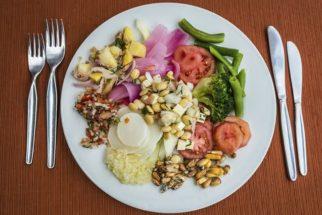 Prato colorido: o que a cor dos alimentos diz sobre as suas propriedades