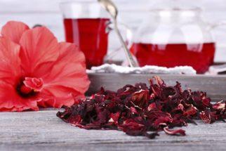 Como deixar o chá de hibisco mais gostoso