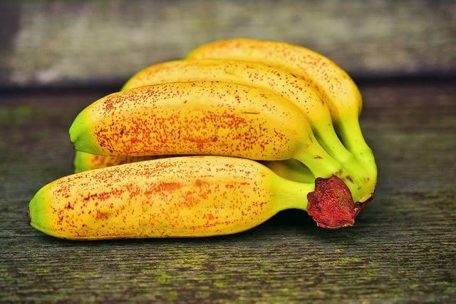 Saudável, a banana é rica em açúcares benéficos para o organismo