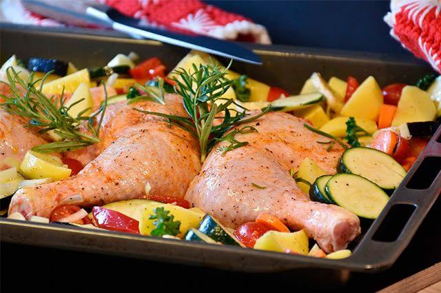 Coxas de frango podem ficar mais leves e saudáveis