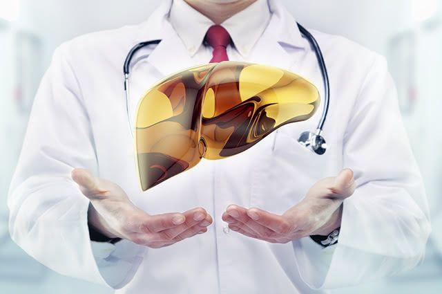 A gordura no fígado também pode ser chamada de esteatose ou esteatose hepática