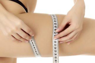 Como tirar medidas do corpo com fita métrica