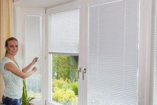 Como limpar cortina persiana com receita caseira