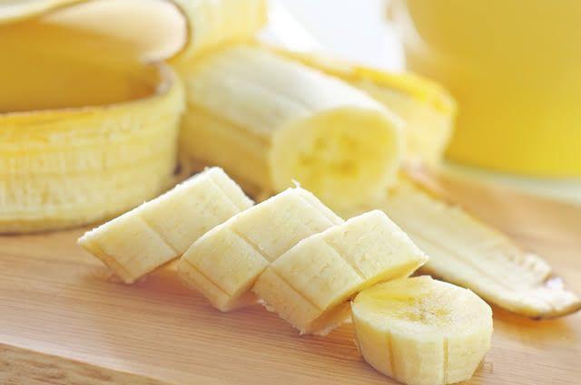 A banana é rica em potássio e muito indicada para o café da manhã