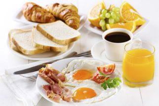 Alimentos para não comer no café da manhã