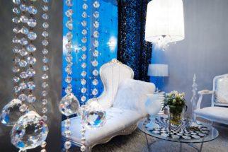 Como fazer um lustre de cristal em casa