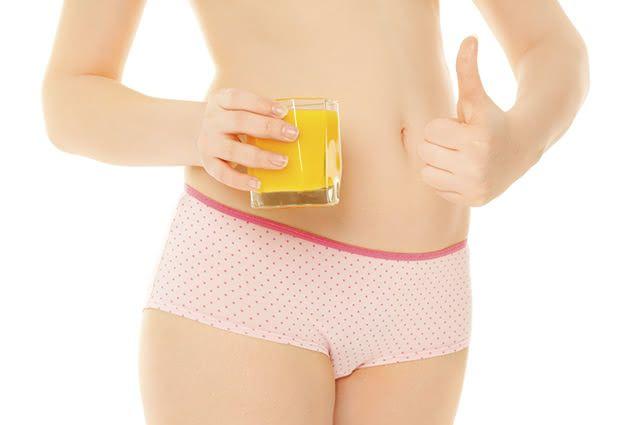 O suco de manga e gengibre funciona como um remédio natural para o corpo
