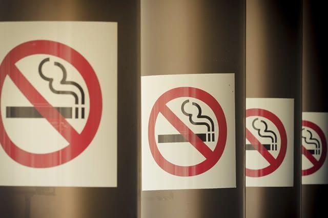 O cigarro, assim como a bebida alcoólica, são estimulantes