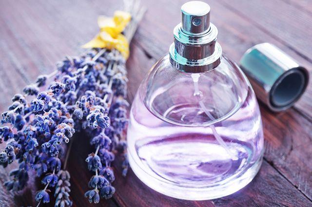 É possível aromatizar a casa com água de lençóis de lavanda