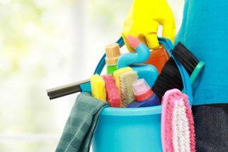Quais produtos de limpeza caseiros não podem ser misturados