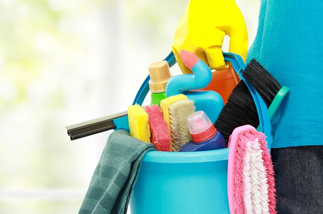 Alguns produtos de limpeza caseiros, se misturados, podem causar danos a saúde
