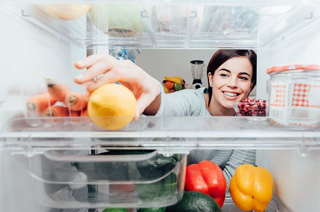 O congelamento de alimentos é importante ser feito da forma correta