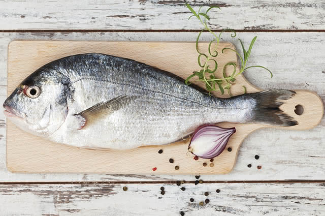 O peixe é uma fonte de proteína de origem animal