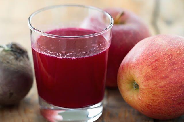 Quer emagrecer? A mistura da beterraba com maçã é a ideal para isso
