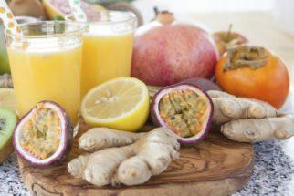 7 combinações para fazer suco de maracujá
