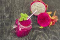 Benefícios do suco de pitaya