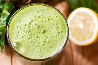 10 melhores combinações de suco detox