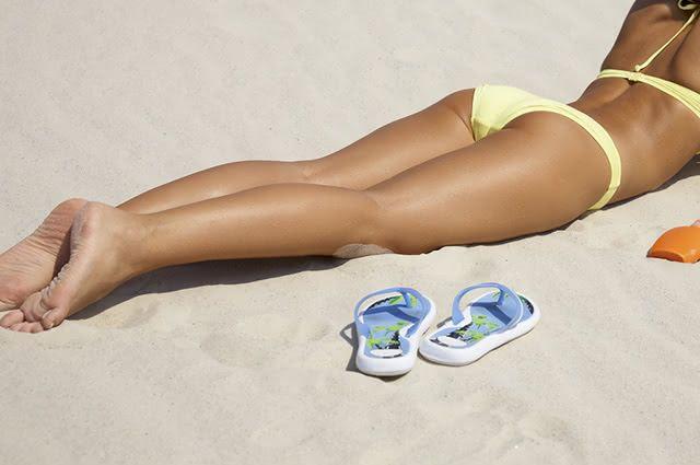 O sol aumenta os níveis de cálcio, evitando osteoporose