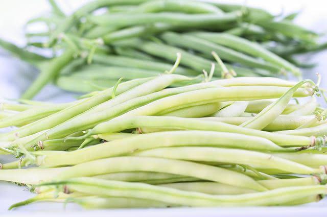 Entre os legumes zero calorias estão a vagem, a abobrinha e a cenoura