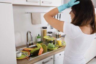 Aprenda como limpar a cozinha rápido