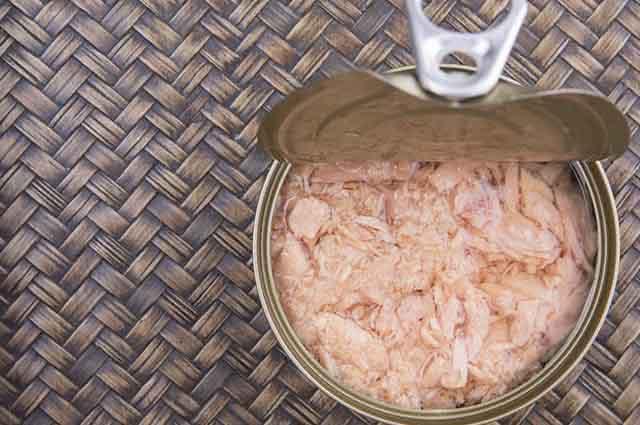 Os produtos enlatados, na maioria frutos do mar, são grandes causadores do mau hálito