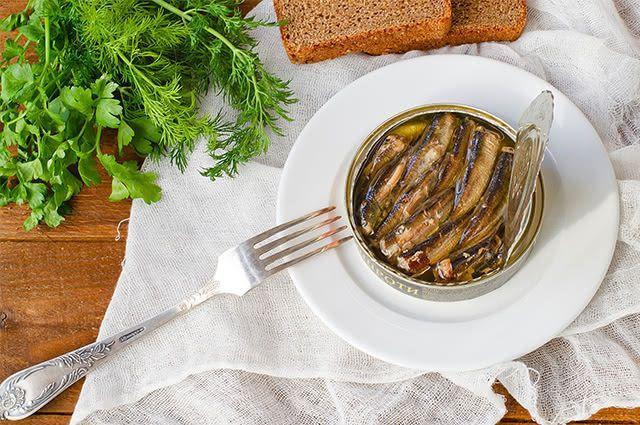 Sardinha tem diversos benefícios para o organismo devido seu alto teor de ômega-3