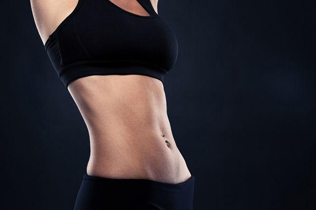 Existem chás que atuam diretamente na estética abdominal